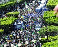 Algérie / Le «référendum» populaire du 8e vendredi rejette le plan de Gaïd Salah : «Pas de vote le 4 juillet !»