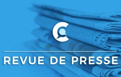 Revue de presse du 28/09/2019