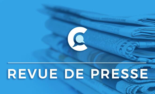 Revue de presse du 23/09/2019