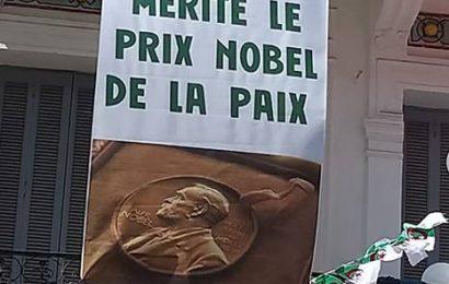 Algérie / La manifestation du 7e Vendredi en images