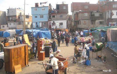 Nouveau record de pauvreté en Argentine