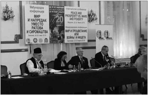 Déclaration de Belgrade: Ne jamais oublier 1999–2019 (Extraits)