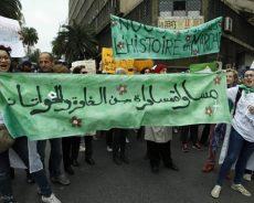 MANIFESTATIONS POUR UNE ALGÉRIE NOUVELLE / Qui veut intimider les femmes?