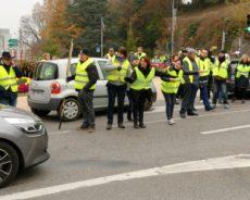 France / Gilets jaunes : une approbation en légère baisse (50%, -3 pts en un mois)