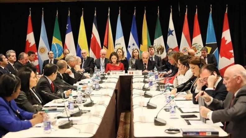 Le groupe de Lima refuse toute intervention militaire au Venezuela