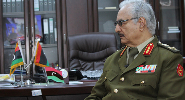 La Libye à l'origine du malentendu qui oppose Gaïd Salah à la France