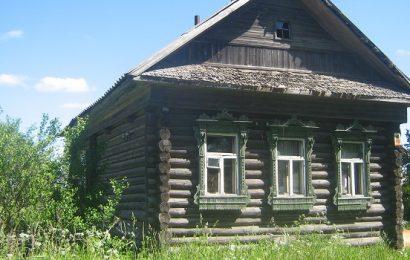 La fin des villages en Russie