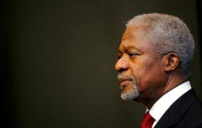 Kofi Annan: succès et échecs d'un fin diplomate