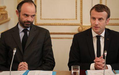 France / Un nouveau sondage annonce une baisse du niveau de popularité de Macron et de Philippe