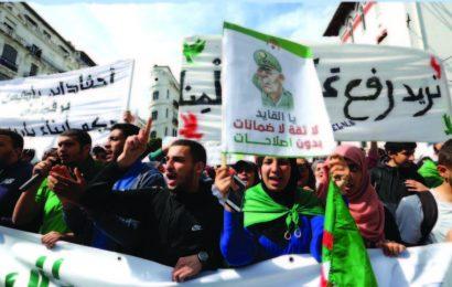 Algérie / Impasse politique et désaccords d'approches : Légitimité libératrice contre légalité bloquante