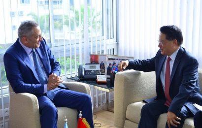 Maroc / Le Chef de gouvernement examine avec le DG de l'ONUDI les perspectives de coopération dans le domaine industriel