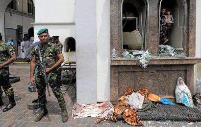 Le président sri-lankais interdit de se couvrir le visage après les attentats de Pâques