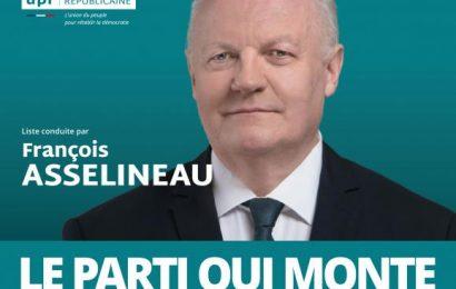 Elections européennes / Asselineau domine le débat France 2