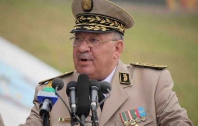 Algérie / Discours intégral du chef d'état major de l'ANP Ahmed Gaïd Salah