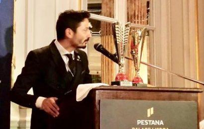Majid El Bouazzaoui nommé ambassadeur au Maroc du Congrès mondial pour la paix, la tolérance, l'innovation et la science