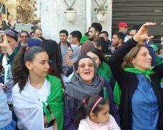 Algérie / De l'insurrection pacifique citoyenne à la révolution démocratique, patriotique et sociale