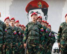 Vénézuela / Constitution d'une armée parallèle