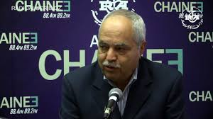 Algérie / Ahmed Benbitour appelle l'armée à « rendre le pouvoir au peuple »