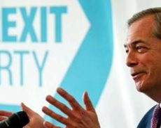 Royaume-Uni / Le Parti du Brexit s'envole dans les sondages