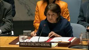 Palestine / Israël : mise en garde contre la dissipation de la solution à deux Etats