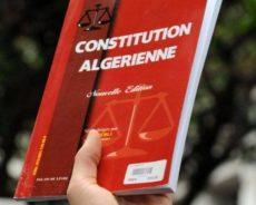 Algérie / «Avant-projet de constitution du président tebboune»: «Quelques propositions à la 1ère mouture», «corriger les déséquilibres des pouvoirs», «rompre avec une gouvernance disloquee»