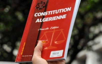 Algérie / Comment sortir de l'impasse constitutionnelle ?