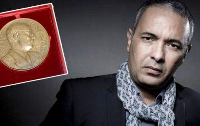L'Algérien Kamel Daoud de nouveau primé en France