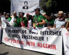L'Intifadah pacifique algérienne : démocratique et populaire (blog des contributions)