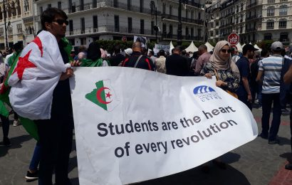 Algérie / Les étudiants, la force tranquille du mouvement populaire