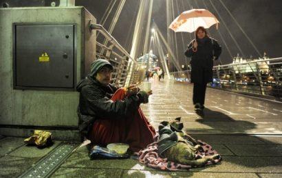 Des millions de Britanniques sont de plus en plus pauvres