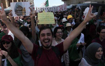 Le hirak pacifique algérien et la règle des 3,5% selon les Britanniques