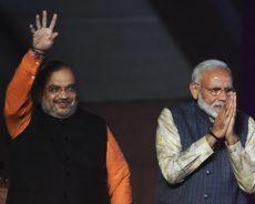 lnde / le parti nationaliste du Premier ministre Narendra Modi triomphe aux léglisatives