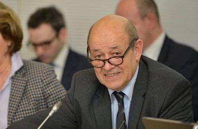 France / Sécurisation du Sahel : Jean-Yves le Drian se livre à une rare critique des dirigeants de la région