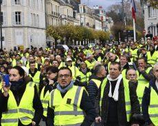 France / Gilets jaunes : faible mobilisation pour l'acte 27 qui marque les six mois de contestation