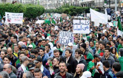 Les colères algériennes