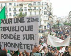 Algérie / ELECTIONS, PREDATION ET HIRAK : Questions sur l'ouverture de la transition politique