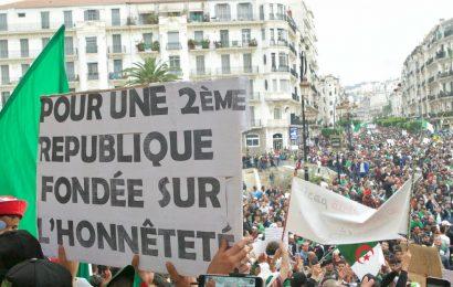 Algérie / Le tribunal du «hirak» et l'oligarchie