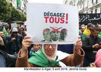 Algérie / «Dégagez tous !» sans «Engageons-nous tous !», à quoi sert-il ?