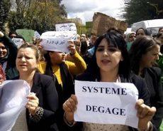 Algérie / Onzième vendredi : les messages du peuple à Gaïd Salah et à la classe politique