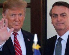Le Brésil, la Caraïbe et la doctrine Monroe