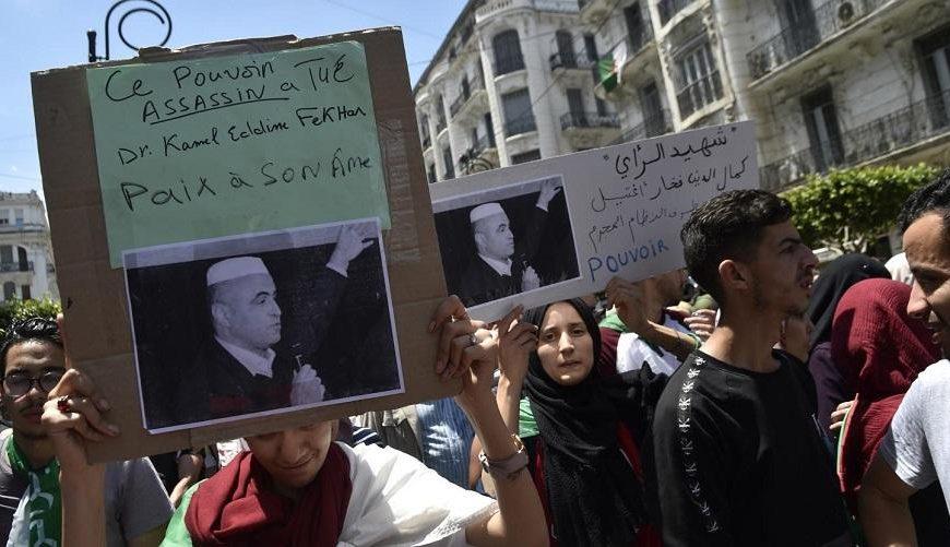 Algérie / Mort de Kamel Fekhar : Le projet de société en question