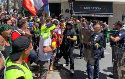 France / Près de 6.000 Gilets jaunes mobilisés pour l'acte 33, d'après l'Intérieur