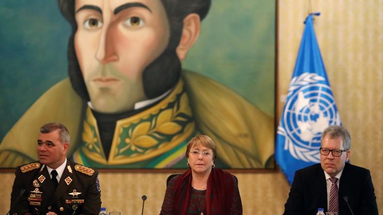 Quels sont les enjeux de la visite au Venezuela du Haut-Commissaire de l'ONU ?