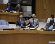 Les opérations de maintien de la paix de l'ONU doivent respecter la Charte des Nations Unies, selon un diplomate chinois