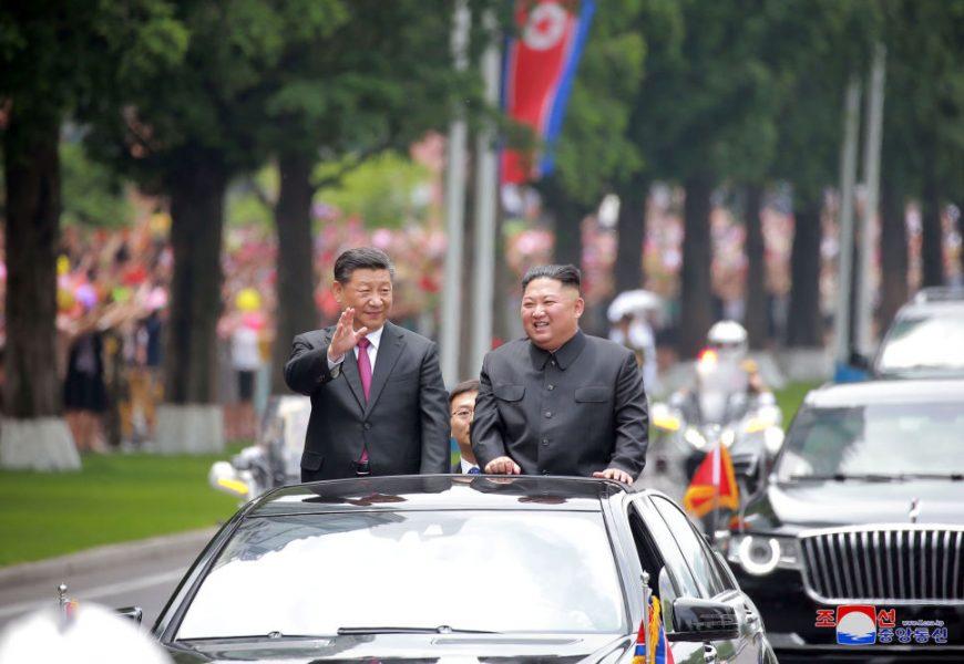 Xi et Kim décident de construire ensemble un meilleur avenir des relations bilatérales