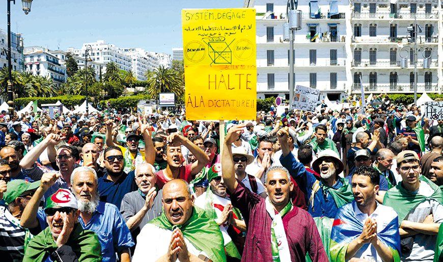 Algérie / Des représentants de l'intifadha populaire : sont-ils inutiles ? sont-ils nécessaires ?  (contribution)