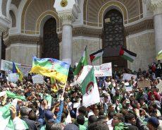 Algérie / Le drapeau berbère indésirable ? Le chef de l'armée accusé d'attiser le feu