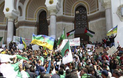 Algérie / 18ème vendredi de la contestation