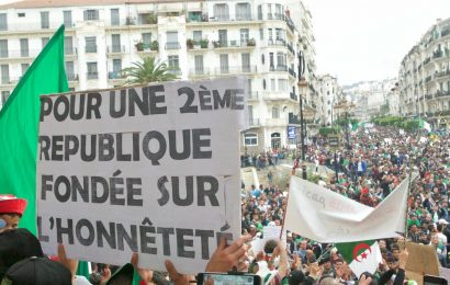 Algérie / La République de la fraude !