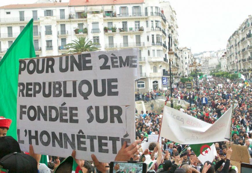 Qu'est-ce que le soulèvement algérien ?